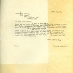 David Bressler to Jane Addams, April 2, 1909.jpg