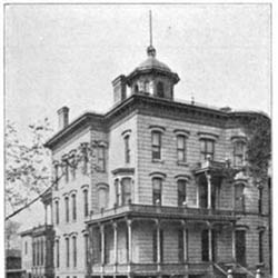 Dearborn Seminary, 1902