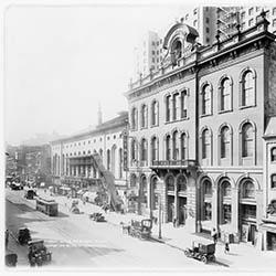 Tammany Hall, 1914