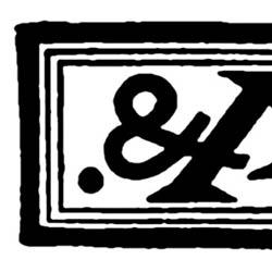 Macmillan & Co. logo ca. 1880