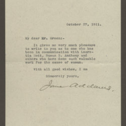 27Oct1911_AddamsToGreen_letter.jpg