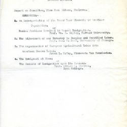 National Conference of Charities and Corrections Conference Program Draft, March 18, 1909 002.jpg