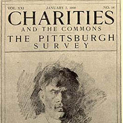 Cover,Charities and the Commons, January 2, 1909