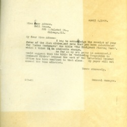 David Bressler to Jane Addams, April 2, 1909.jpg
