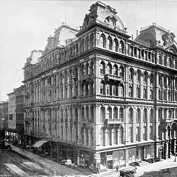The Tremont House IV, ca. 1880